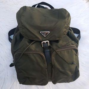 Prada Nylon Backpack *Flaws*